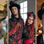 Déguisements de Whitby Steampunk Weekend